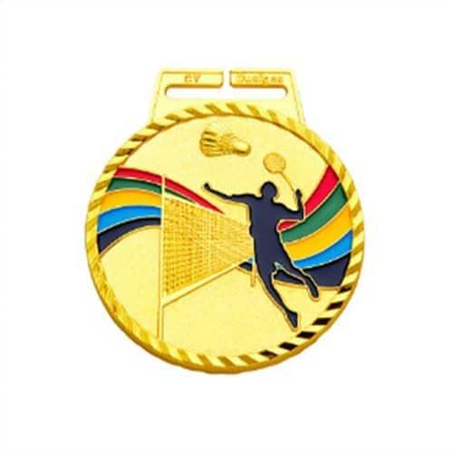 games-for-badminton-gold-round-shape-medal20340252780