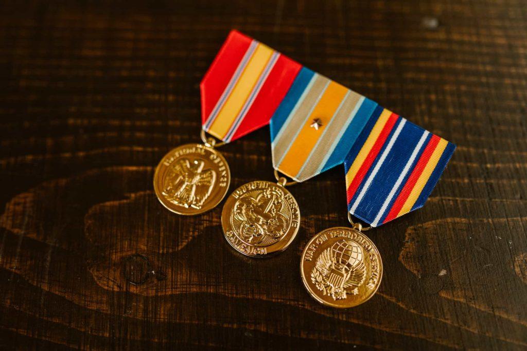 Career medal